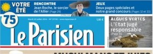 Le Parisien Ebook Gratuit - Google Chrome