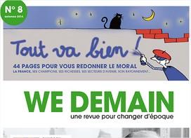 Revue We Demain We Demain, une revue pour changer d'époque - Google Chrome