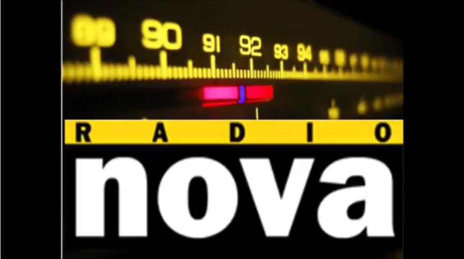 Comwatt live on Radio nova with Come Bastin