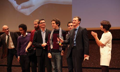 Lauréat Concours Coup de Pousse Languedoc Roussillon décembre 2014