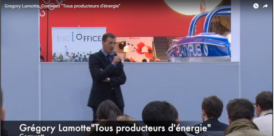 "Comwatt "" All energy producers """