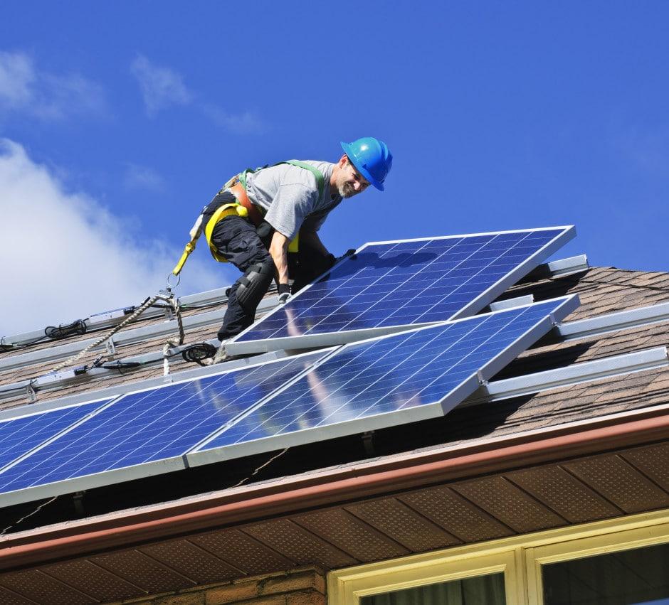 Contenu d'un kit solaire en autoconsommation