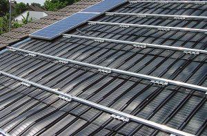 Kit autoconsommation - Fixations pour panneaux solaires