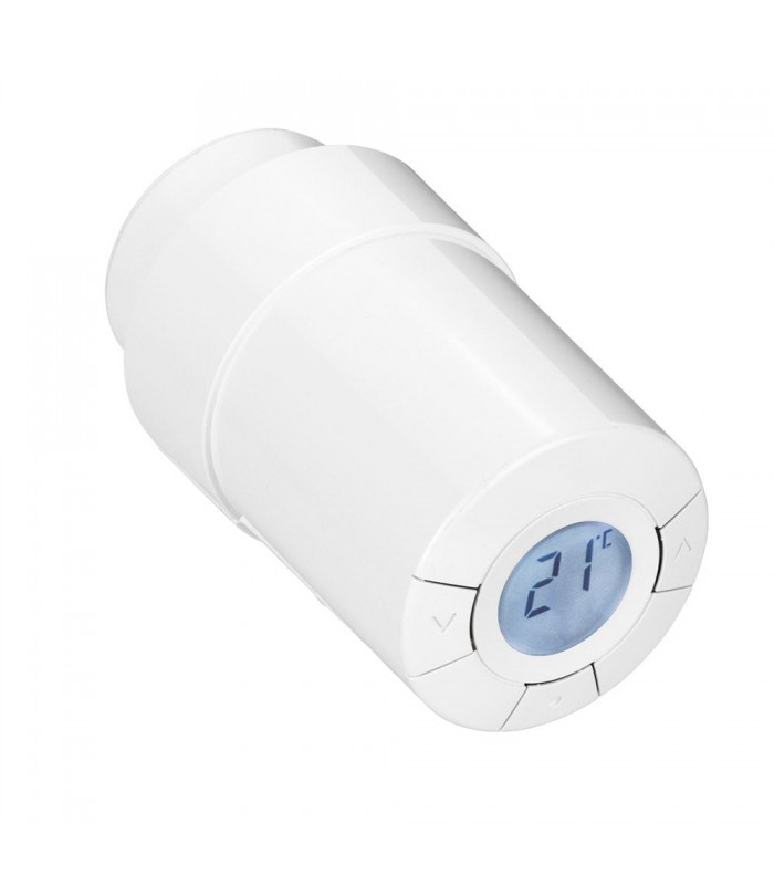Utiliser une vanne thermostatique comwatt for Temperature de la piece