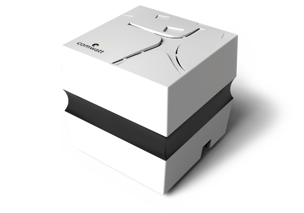 Box Comwatt pour kit autoconsommation photovoltaique