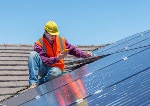 Installation de votre kit solaire d'autoconsommation