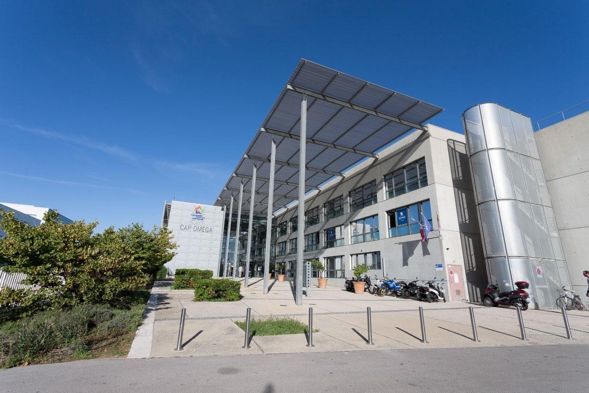 Montpellier - Cap Omega
