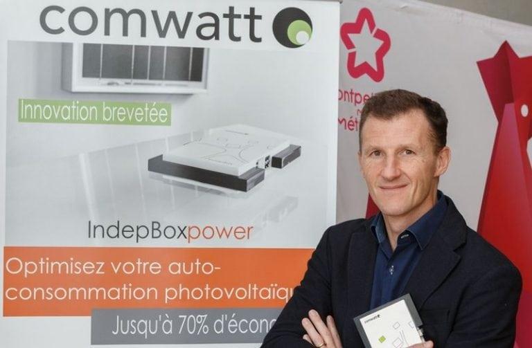 La start-up Comwatt veut relancer l'électricité citoyenne