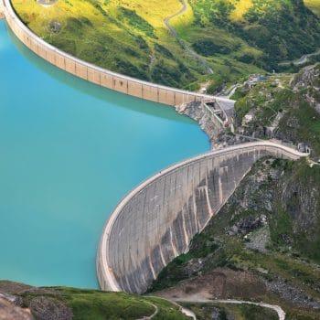 barrage hydraulique
