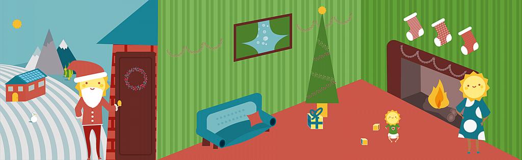 Un Noël éco-responsable et économe en énergie, c'est possible